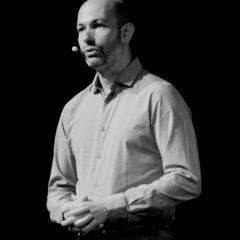 Franck RAMUS - Crédit photo TEDxClermont